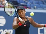 Naomi Osaka erreichte als erste Japanerin seit 1996 einen Halbfinal an einem Grand-Slam-Turnier (Bild: KEYSTONE/EPA/JOHN G. MABANGLO)