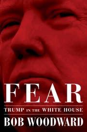 Das neue Buch von Bob Woodward. (Bild: Simon & Schuster via AP)