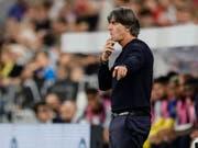 Kleinkorrektur in der Nations League: Jogi Löw coacht das deutsche Nationalteam gegen Weltmeister Frankreich zum Remis (Bild: KEYSTONE/EPA/RONALD WITTEK)