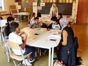 Die Initiative für ein Kopftuchverbot an Walliser Schulen ist für ungültig erklärt worden. (Bild: KEYSTONE/ELISABETH REAL)