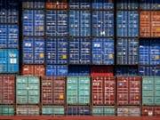 UBS sieht Wirtschaftsboom in der Schweiz. (Bild: KEYSTONE/EPA/FOCKE STRANGMANN)