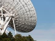 Frankreich beklagt russische Spionage auf französische Kommunikation über Satelliten. (Bild: KEYSTONE/GAETAN BALLY)