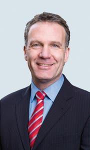 Mark Balsiger, Politologe.