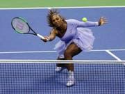 Serena Williams kann den nächsten Eintrag in die Geschichtsbücher schaffen (Bild: KEYSTONE/AP/FRANK FRANKLIN II)