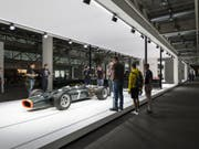 Die exklusiven Fahrzeuge an der Autoschau Grand Basel haben 12'000 Besucherinnen und Besucher angezogen. (Bild: MCH Group)