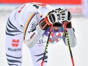 Enttäuschung für Stefan Luitz: Dem Deutschen wird der erste und bisher einzige Weltcupsieg in Beaver Creek aberkannt (Bild: KEYSTONE/APA/APA/BARBARA GINDL)