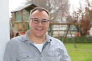 Roger Näf, parteiloser Kandidat für den Gemeinderat Erlen. (Bild: Hannelore Bruderer)