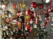Das Weihnachtsgeschäft im britischen Detailhandel glänzt nicht. Erstmals seit der Finanzkrise sind die Einnahmen nicht mehr gewachsen. (Bild: KEYSTONE/APA/APA/BARBARA GINDL)