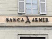 Die Geneva Swiss Bank (GS Banque) und die Tessiner Arner Bank schliessen sich zusammen. (Bild: KEYSTONE/KARL MATHIS)