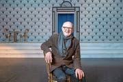 Leopold Huber inszeniert bereits zum vierten Mal bei der Operette Sirnach. (Bild: Urs Bucher)