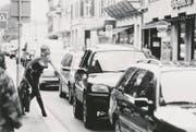 Menschen an der Langstrasse: Ein Auszug aus einem Fotobuch von Ursula Markus. (Bild: Ursula Markus/PD