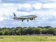 Bei der klammen Fluggesellschaft Germania keimt Hoffnung auf eine Geldspritze von Investoren auf. (Bild: Germania)