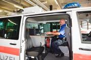 Die einstige Autobahnpolizei ist zur mobilen Polizei ausgebaut geworden und kann alle polizeilichen Aufgaben im ganzen Kantonsgebiet wahrnehmen. (Bild: PD)