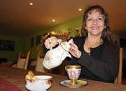 Auf der Suche nach Requisiten für das Theater entdeckte Jordana Bär ihre Sammlerlust für altes Porzellan. (Bild: PD)