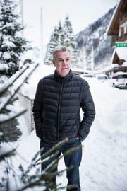 Ottmar Hitzfeld in Engelberg. (Bild: Manuela Jans-Koch (28. Dezember 2017)))