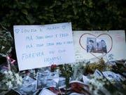 Trauer in den Heimatländern für die beiden in Marokko ermordeten skandinavischen Rucksacktouristinnen. (Bild: KEYSTONE/AP/MOSA'AB ELSHAMY)