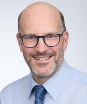 Stefan Wohnlich, neuer evangelischer Seelsorger in der Privatklinik Aadorf. (Bild: PD)