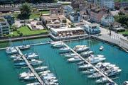 Mit einem neuen Hafenreglement will der Gemeinderat Ungereimtheiten bei der Bootsplatzmiete beseitigen. (Bild: Archiv/Ralph Ribi)