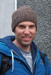 Benjamin Zweifel, Lawinenprognostiker am Institut für Schnee- und Lawinenforschung. (Bild: pd)