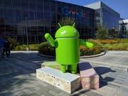 Der Google-Mutterkonzern Alphabet ist in den USA wegen seines Umgangs mit sexueller Belästigung verklagt worden. (Bild: KEYSTONE/AP Google)