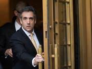 Will «umfassend» vor dem US-Parlament aussagen: Präsident Donald Trumps früherer Anwalt und «Ausputzer» Michael Cohen. (Bild: KEYSTONE/AP/MARY ALTAFFER)