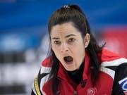 Binia Feltscher führt ab dieser Saison ein neues junges Team an (Bild: KEYSTONE/AP The Canadian Press/PAUL CHIASSON)