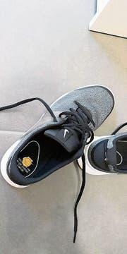 Der Fünfer im Schuh vor der Haustüre könnte ein Zeichen für Einbrecher sein. (Bild: PD)