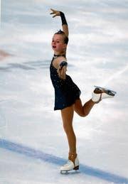 Milena Bleiker zeigte am Wettkampf die siebtbeste Kür in ihrer Kategorie. (Bild: PD)