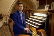 Adam Pajan hat bei Orgelwettbewerben schon mehrere Preise gewonnen. (Bild: PD)