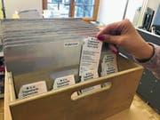 Das Last-Minute-Angebot der Gemeinde Wartau für SBB-Tageskarten gibt es seit August 2018. (Bild: Jessica Nigg)