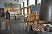 Der Restaurantbereich im Hotel Säntis. (Bild: PD)