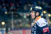 Raphael Diaz ist für zwei Spiele gesperrt worden. (Bild: Daniela Frutiger / Freshfocus (Zug, 22. Dezember 2018)