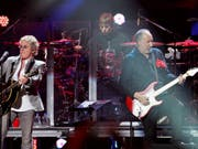 The-Who-Mitglieder Roger Daltrey (l.) und Pete Townshend wollen es noch einmal wissen: Noch in diesem Jahr soll ein neues Album erscheinen. (Bild: Keystone/AP STARPIX/Dave Allocca)