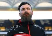 Der frühere Bundesligaspieler Ioannis Amanatidis ist mindestens bis Sommer neuer Assistenztrainer des FC St. Gallen. (Bild: Imago)