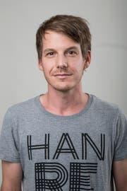 Sportredaktor Claudio Zanini