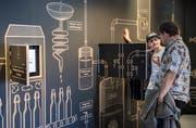 Das Mosterei-Museum wurde im Oktober eröffnet. (Bild: Reto Martin)