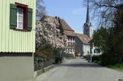 Die evangelische Kirche ziert das Dorfbild von Roggwil. (Bild: PD)