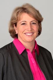 Regierungsrätin Cornelia Komposch (Bild: PD)