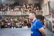 Rolf Erdin: seit Oktober Trainer des LC Brühl. (Bild: Urs Bucher)