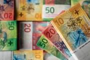 Die Steuergesetzrevisionen 19 und 2020 führen bei den Gemeinden zu Einnahmeausfällen von 1,7 Millionen Franken. (Bild: Keystone)