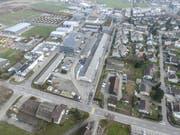 Die Aadorfer Stimmbürger genehmigten im vergangenen November die Umzonung des ehemaligen Hildebrand-Areals in eine Gewerbe- und Wohnzone. (Bild: Olaf Kühne)