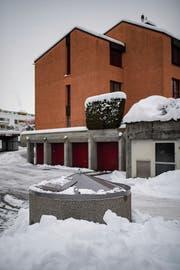 Rund 70 Unterflurbehälter gibt es in Gossau und Arnegg. (Bild: Benjamin Manser)