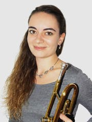 Milena Rothenberger, Buchs, Trompetistin. (Bild: PD)