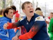 Alexander Subkow darf bis Ende 2020 sein Amt als Verbandspräsident des russischen Bob-Verbandes nicht mehr ausführen (Bild: KEYSTONE/AP/JAE C. HONG)