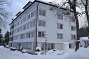 Das ehemalige Alters- und Pflegeheim Haus Bächli in Teufen. Bild: APZ