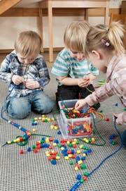 Kinder bauen sich eigene Weltsichten. Bild: Getty