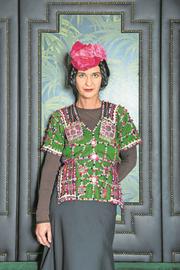Modeschöpferin und «Gwand»-Organisatorin Suzanna Vock. (Bild: Dominik Wunderli)