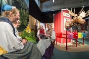 Am Wochenende präsentiert die St.Galler Ferien-Messe «Grenzenlos» natürlich auch Angebote von Reiseveranstaltern. (Bild: Hanspeter Schiess - 6. Februar 2015)