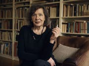 Die Autorin Zsuzsanna Gahse erhält für ihr Gesamtwerk «zwischen Prosa und Poesie» den Schweizer Grand Prix Literatur 2019. Die gebürtige Ungarin lebt seit 1998 in der Schweiz. (Bild: Handout: Bundesamt für Kultur)