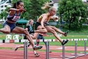 Der Innerschweizer Leichtathletikverband organisiert unter anderem Wettkämpfe, wie hier die Mehrkampfmeisterschaften. (Bild: Hanspeter Roos (Hochdorf, 22. September 2018))